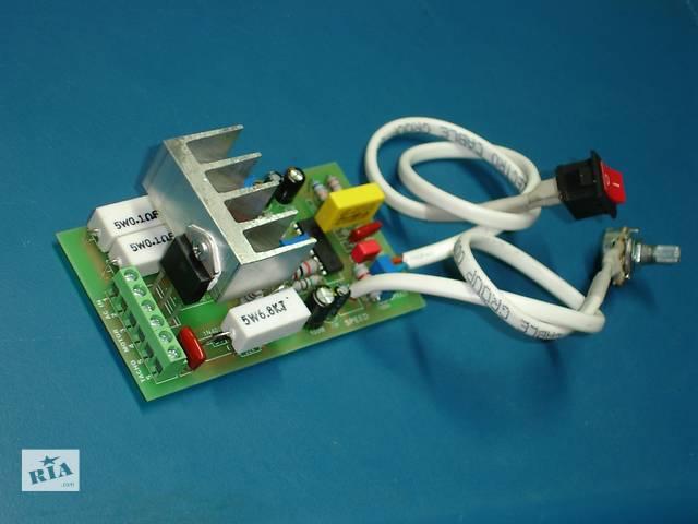 продам Регулятор оборотов электродвигателя - TDA1085 бу в Переяславе-Хмельницком