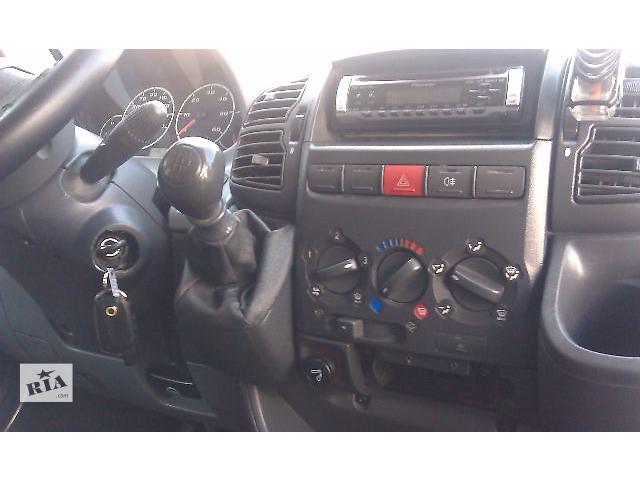 бу Регулятор оборотов вентилятора печки для микроавтобуса Citroen Jumper 2004 в Костополе