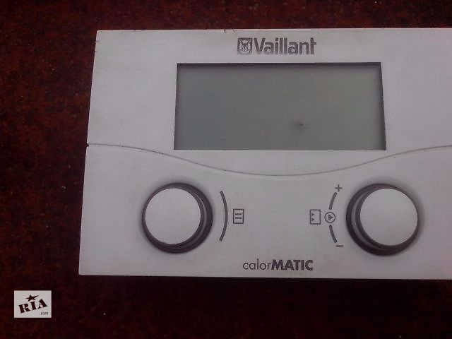 купить бу Регулятор Vaillant CalorMatic 430 б/у. в Луцке