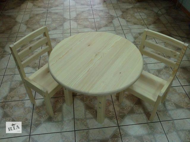 продам Регулируемый стол и стул для детских садов бу в Днепре (Днепропетровске)