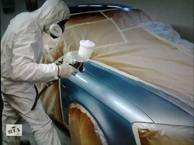 Все кузовные работы: покраска, рихтовка, полировка, подготовка к зиме- объявление о продаже  в Запорожье