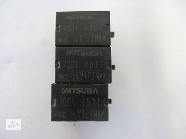 бу  Реле MITSUBA 7001 4406,7001 4521,7001 4611 для Honda в Львове