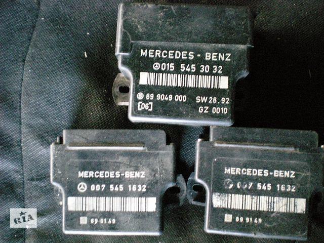 бу  Реле свечей накала  Mercedes 124 в Луцке