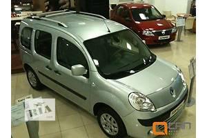 Новые Рейлинги Renault Kangoo