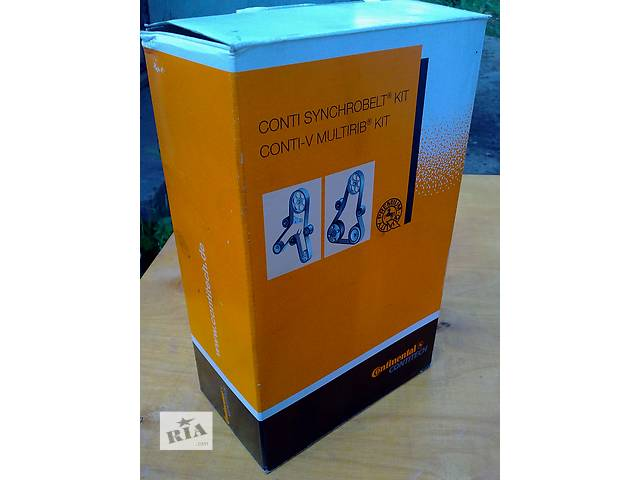 Ремень ГРМ Contitech CT1063-K2 (ремень + ролики)- объявление о продаже  в Запорожье