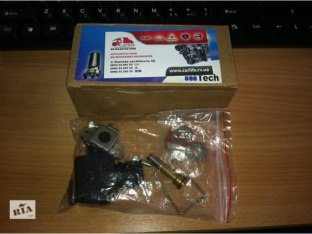 продам Ремкомплект клапана КПП DAF XF/CF RVI  бу в Вишневом