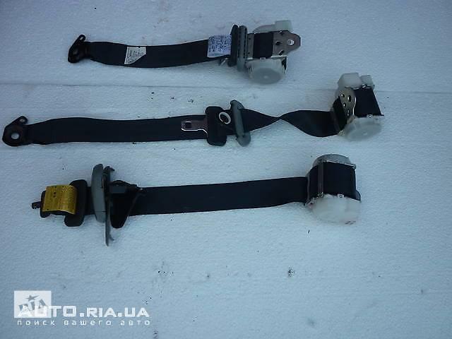 Ремни безопасности  для Toyota Yaris- объявление о продаже  в Львове
