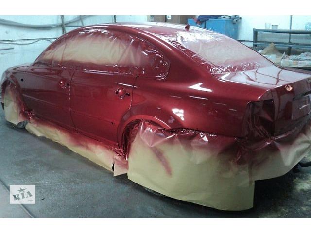 бу Ремонт автомобилей - сварочные, рихтовочные, малярные работы в Одессе