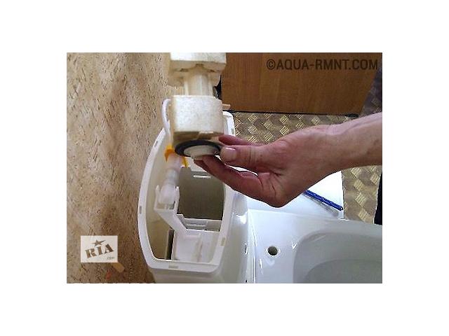 Ремонт бачка унитаза, ремонт смесителя- объявление о продаже  в Запорожье