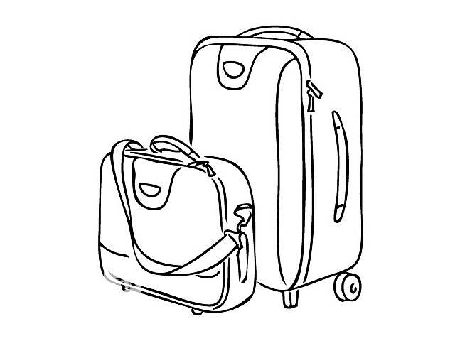 Ремонт чемоданов и дорожных сумок- объявление о продаже  в Николаеве
