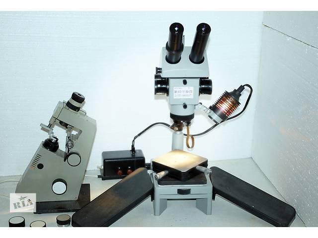 Ремонт микроскопов МБС, диоптриметров ДО-3, бинокуляров, биноклей.- объявление о продаже  в Одессе