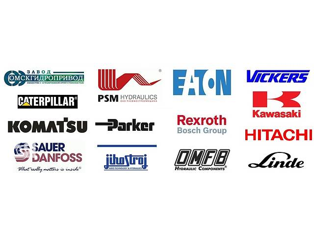 Ремонт гидронасосов  гидромоторов ctk-gidro- объявление о продаже   в Украине