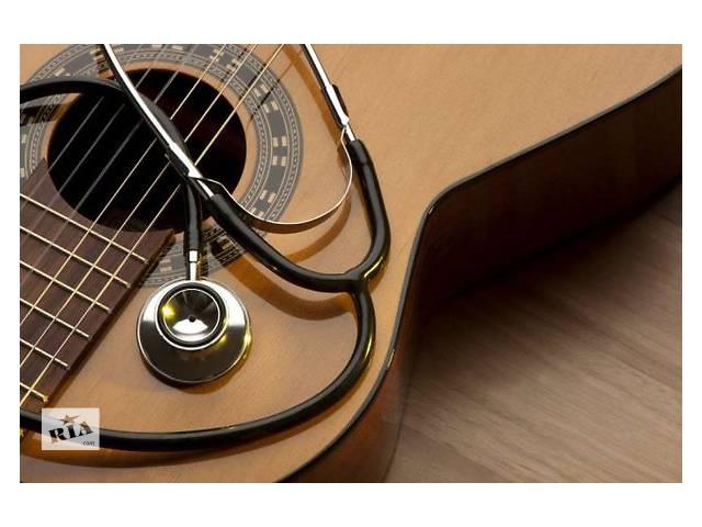Ремонт Гитар любой сложности- объявление о продаже  в Чернигове