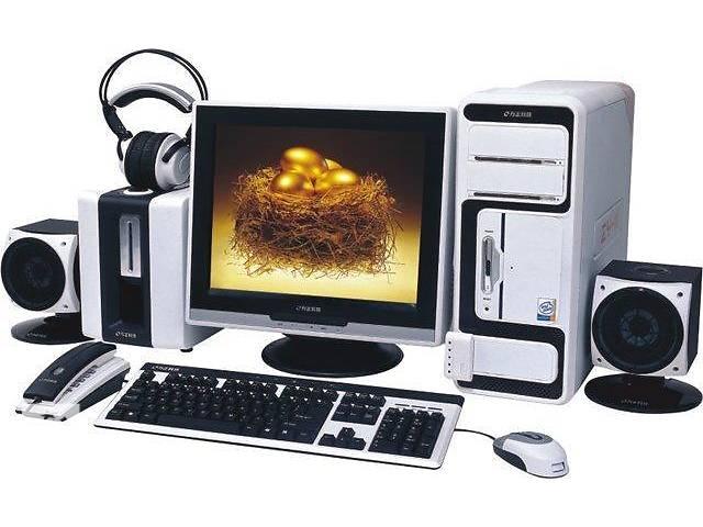 Ремонт компьютеров и ноутбуков- объявление о продаже  в Харькове
