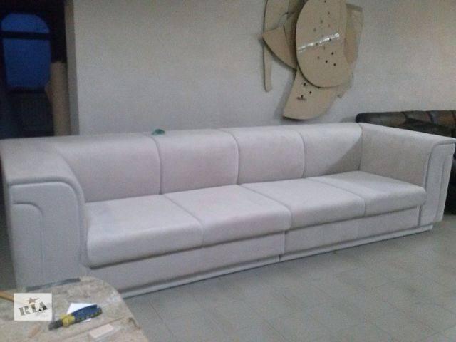 перетяжка и ремонт  мягкой мебели- объявление о продаже  в Киеве