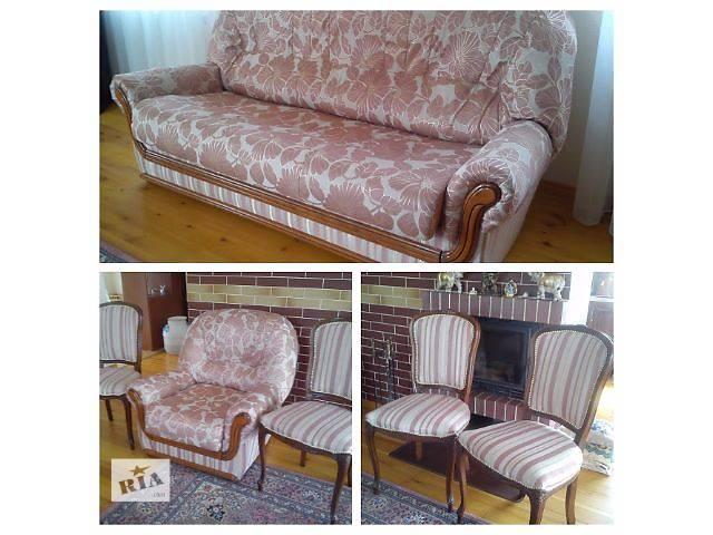 продам Ремонт, перетяжка, изготовление мягкой мебели. бу в Днепре (Днепропетровск)