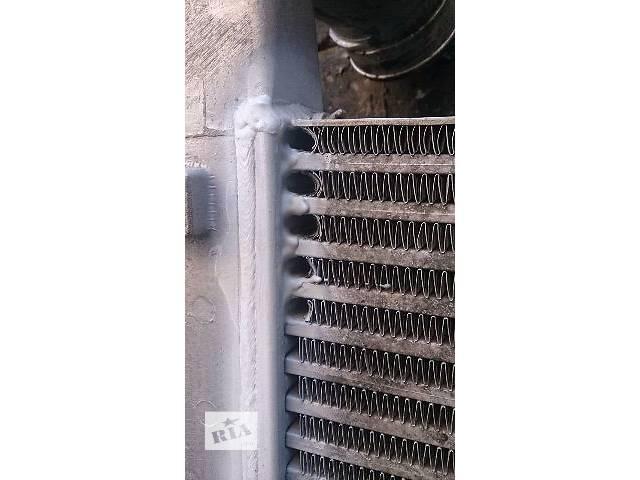 бу Ремонт радиаторов интеркуллеров  в Украине