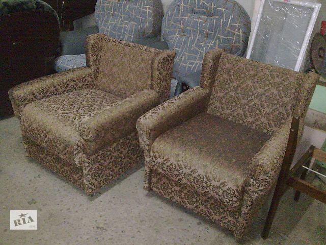 бу ремонт и перетяжка мягкой мебели в Харькове