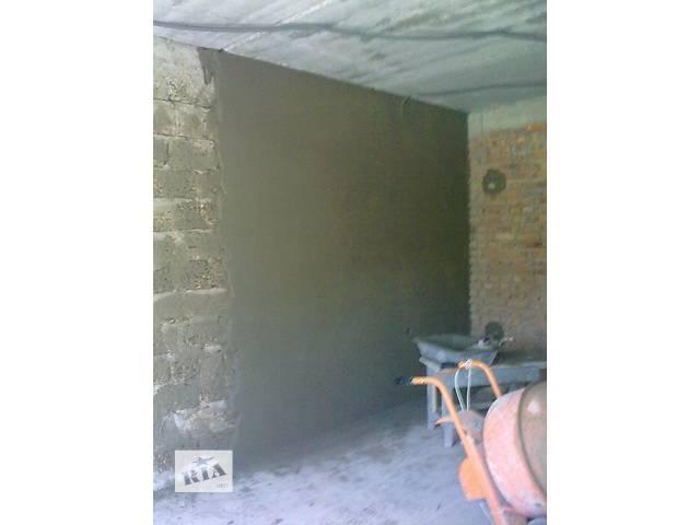 бу Штукатурка стен с маяками стяжка (полусухая). в Николаеве