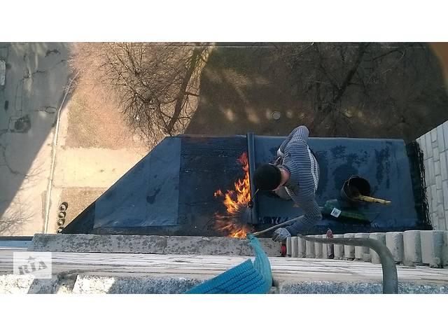 Ремонт балконного козырька. Кровельные работы- объявление о продаже  в Черкассах