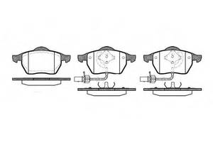 Тормозные колодки комплект Audi