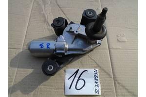 б/у Моторчик стеклоочистителя Renault Megane III