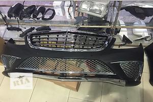 Новые Обвесы бампера Mercedes S-Class