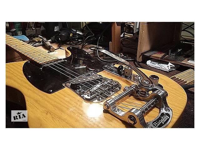 Ремонт гитар, ремонт музыкальных инструментов, Львов