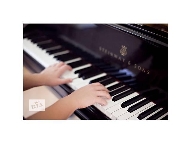 бу Репетитор по вокалу, фортепиано и гитары. в Виннице