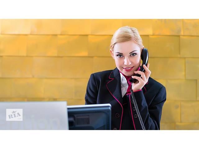 купить бу Ресепшионист-администратор, хостес в отель в Дубай, ОАЭ (за границу)  в Украине