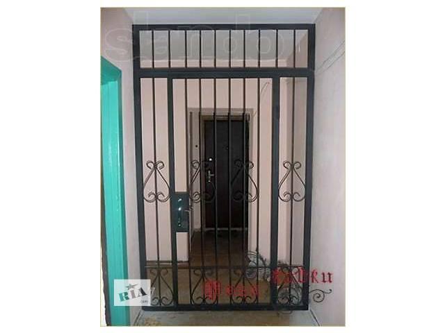 продам Решетка на двери Решетчатые двери  Бровары бу в Борисполе