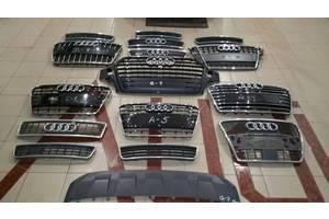 Решётки бампера Audi Q7