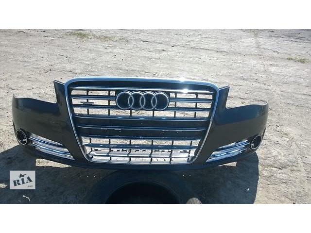 купить бу  Решётка бампера для легкового авто Audi A8 2011 Audi A8 05-15 морда в Жовкве