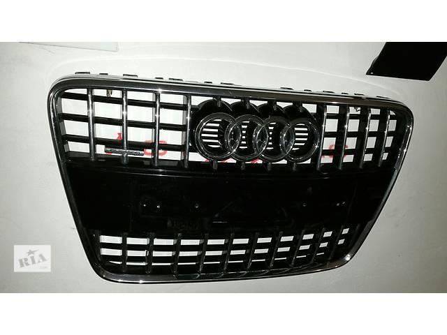 бу  Решётка бампера для легкового авто Audi Q7 в Костополе
