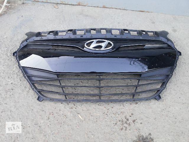 продам Решётка бампера для легкового авто Hyundai i30 2014 бу в Киеве