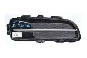 б/у Решётка бампера BMW X5