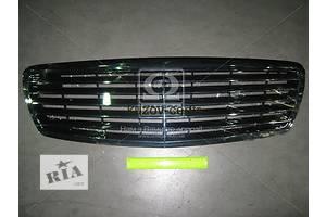 Новые Решётки бампера Mercedes 211