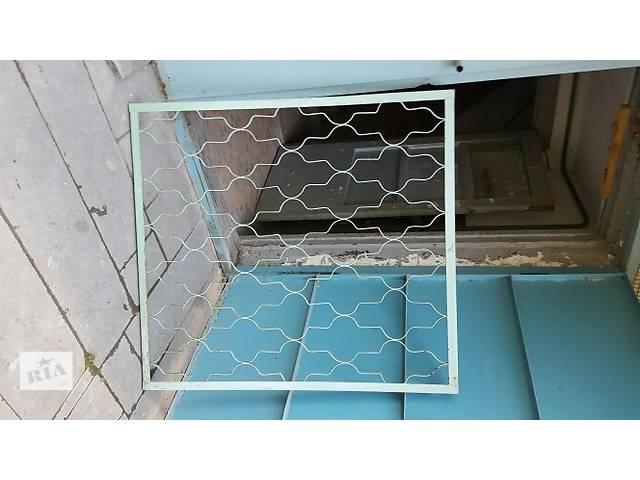 купить бу решетка на окно в Луганске