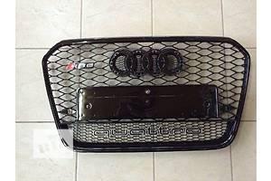 Нові грати радіатора Audi S6