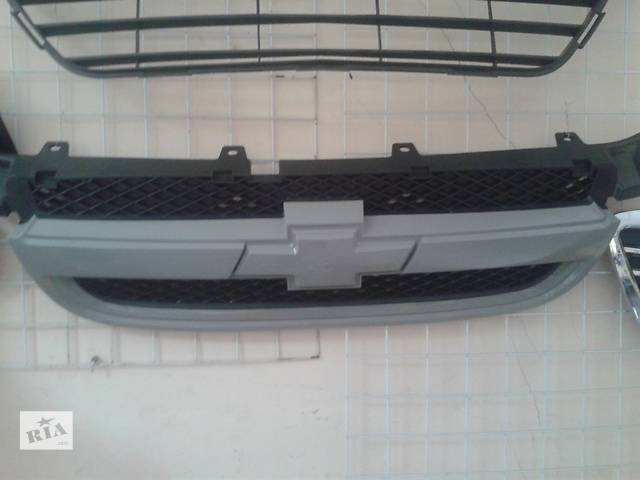 купить бу Решётка радиатора  Chevrolet Aveo Т-250 (Шанхайка) в Запорожье