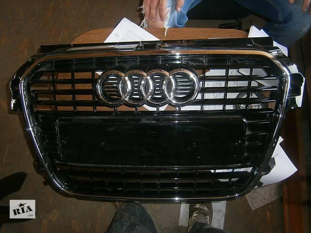 Решётка радиатора для  Audi A1- объявление о продаже  в Волочиске