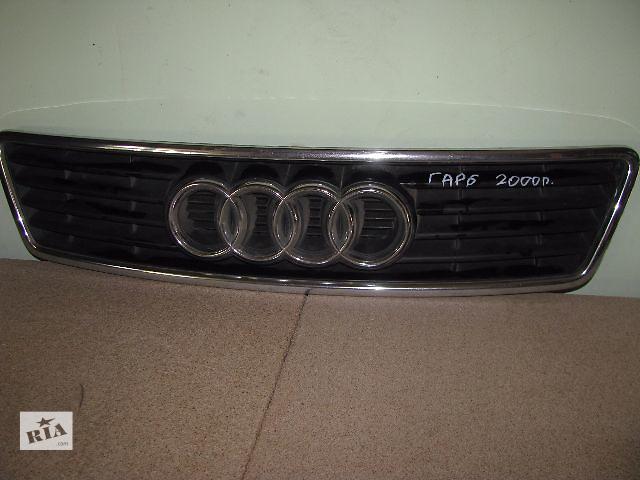 купить бу решётка радиатора для Audi A6, 2000 в Львове
