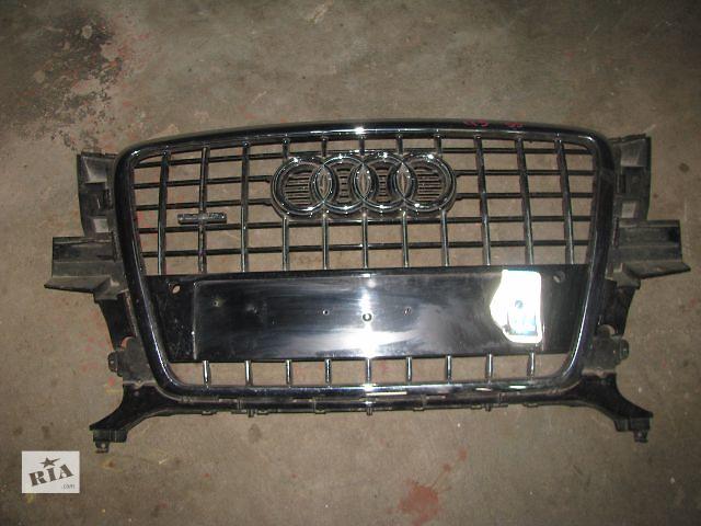 продам решётка радиатора для Audi Q5, 2008-12 бу в Львове