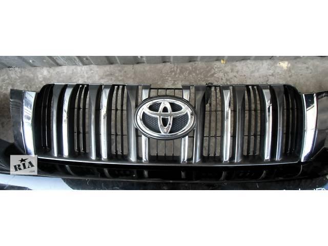 купить бу Решётка радиатора для кроссовера Toyota Prado 150 в Ровно