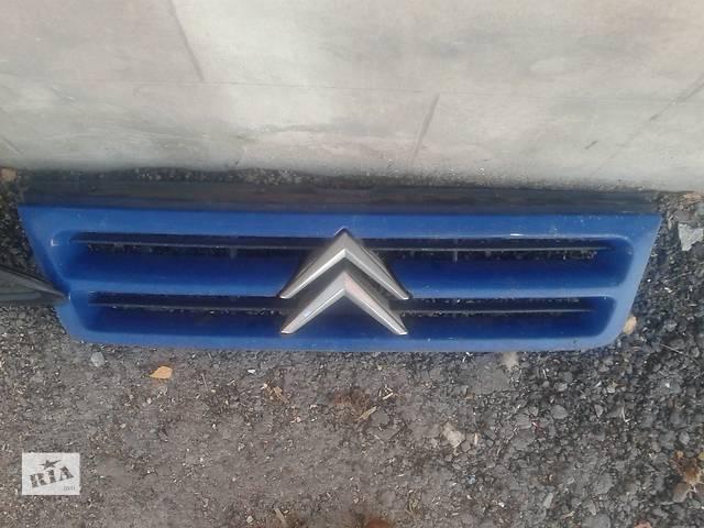 продам  Решётка радиатора для легкового авто Citroen Jumper бу в Кременце