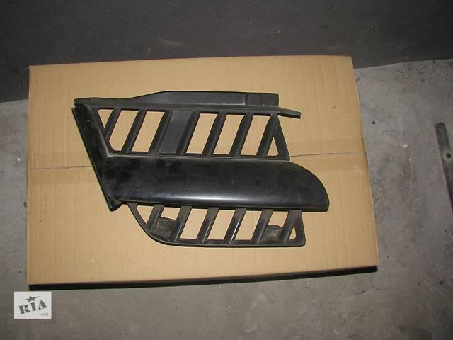 бу  Решётка радиатора для легкового авто Mitsubishi Outlander в Верхнеднепровске
