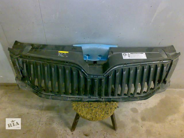 Решётка радиатора для легкового авто Skoda Octavia A7- объявление о продаже  в Харькове
