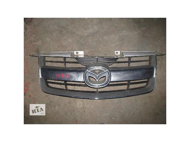 продам решётка радиатора для Mazda BT-50, 2002-07 бу в Львове