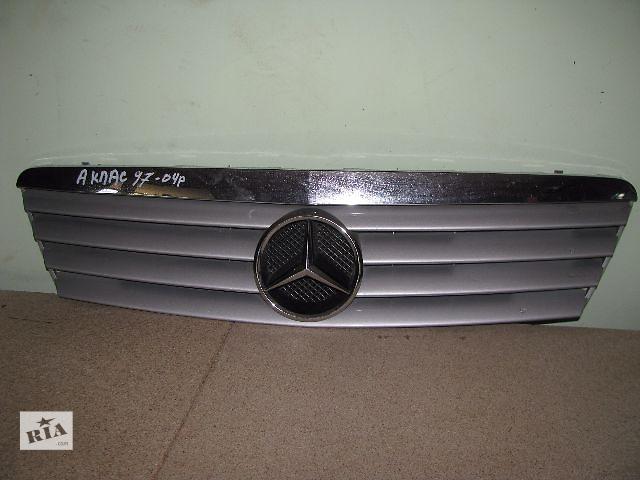 продам решётка радиатора для Mercedes A-Class, 1997-04 бу в Львове