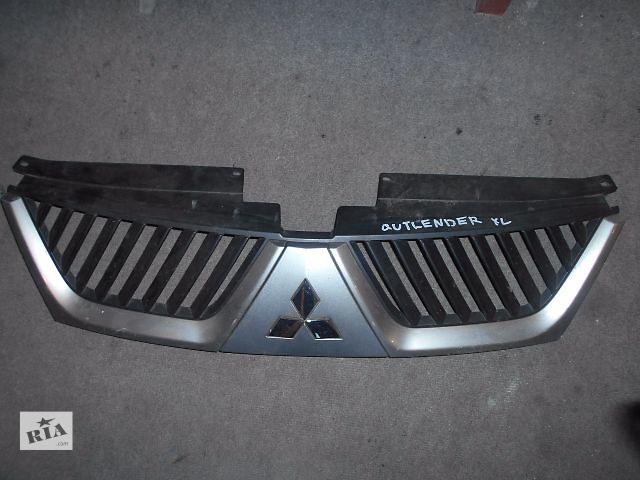 Решётка радиатора для Mitsubishi Outlander 2007- объявление о продаже  в Львове